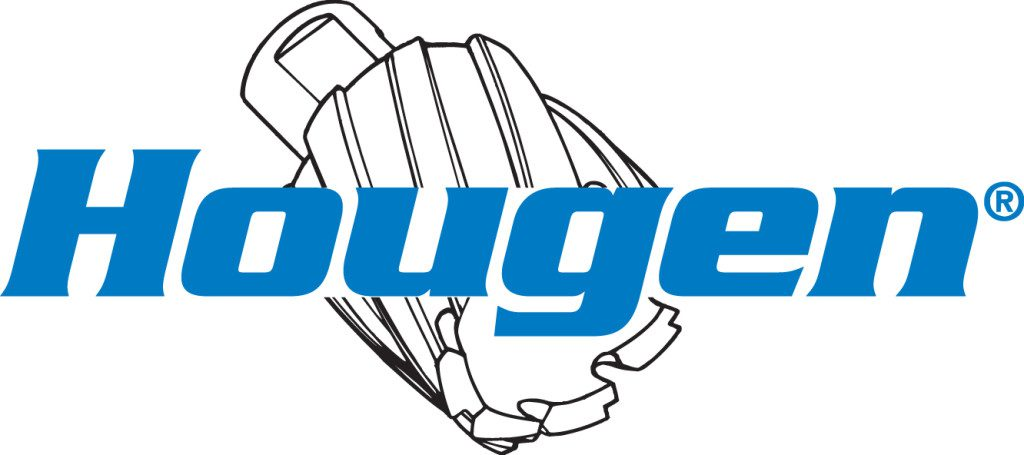 Hougen logo with cutter