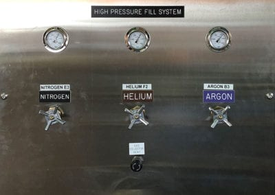 AGL High Pressure Fill System Clifton